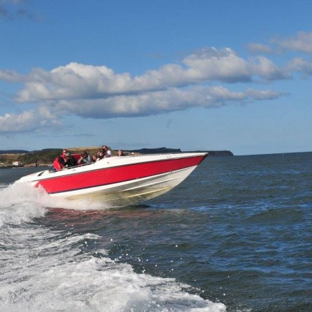 Power Boating Scarborough, North Yorkshire